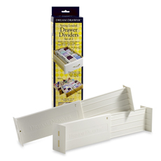 Kitchen Organizing Tips Vicki On TV Again » Expandable Drawer Dividers